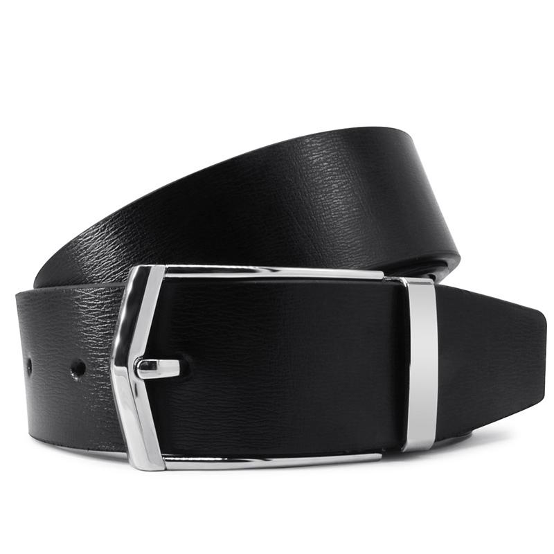 Ericdress Top Leather Pin Buckle Men's Belt