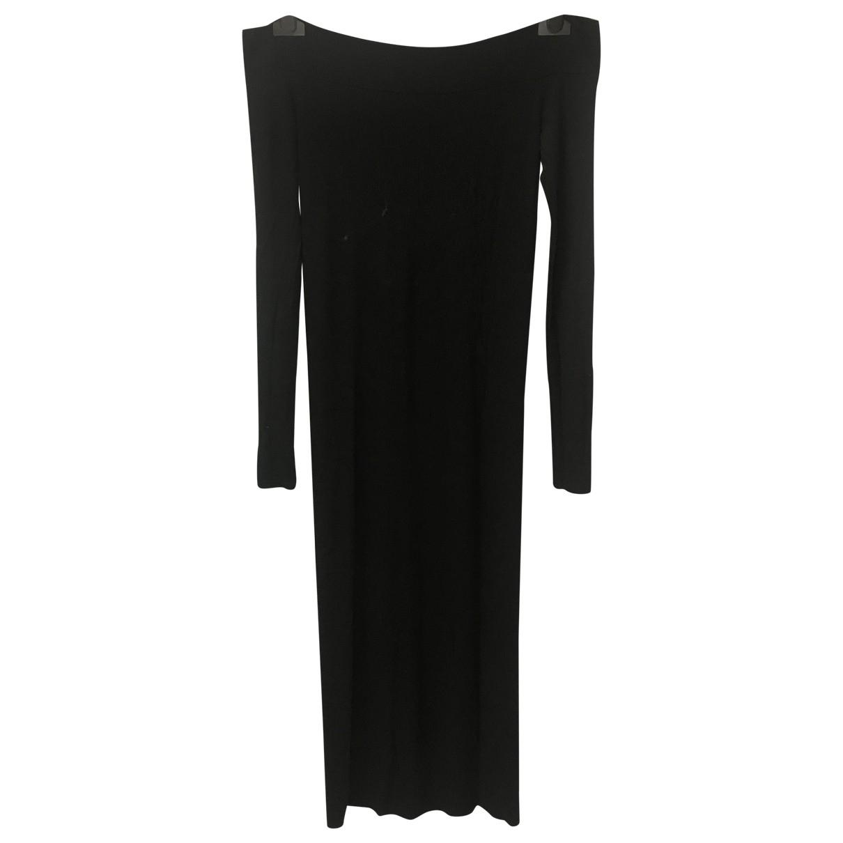 Enza Costa - Robe   pour femme - noir