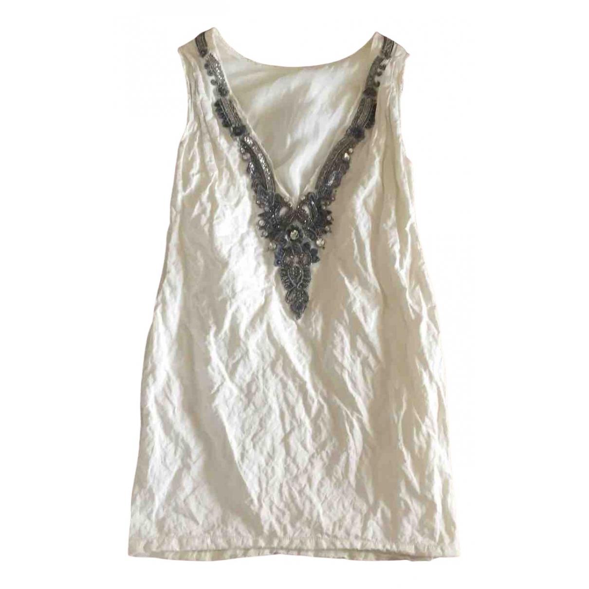 Dondup N Cotton dress for Women 42 IT
