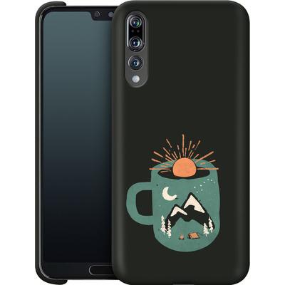Huawei P20 Pro Smartphone Huelle - Mountain Morning Wakeup von ND Tank