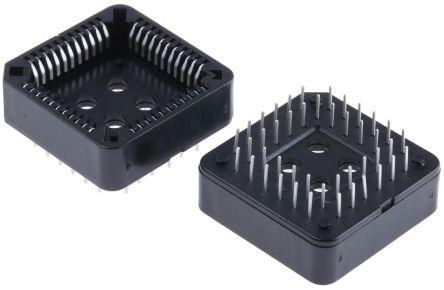 ASSMANN WSW 1.27mm Pitch 44 Way DIP PLCC Socket (5)