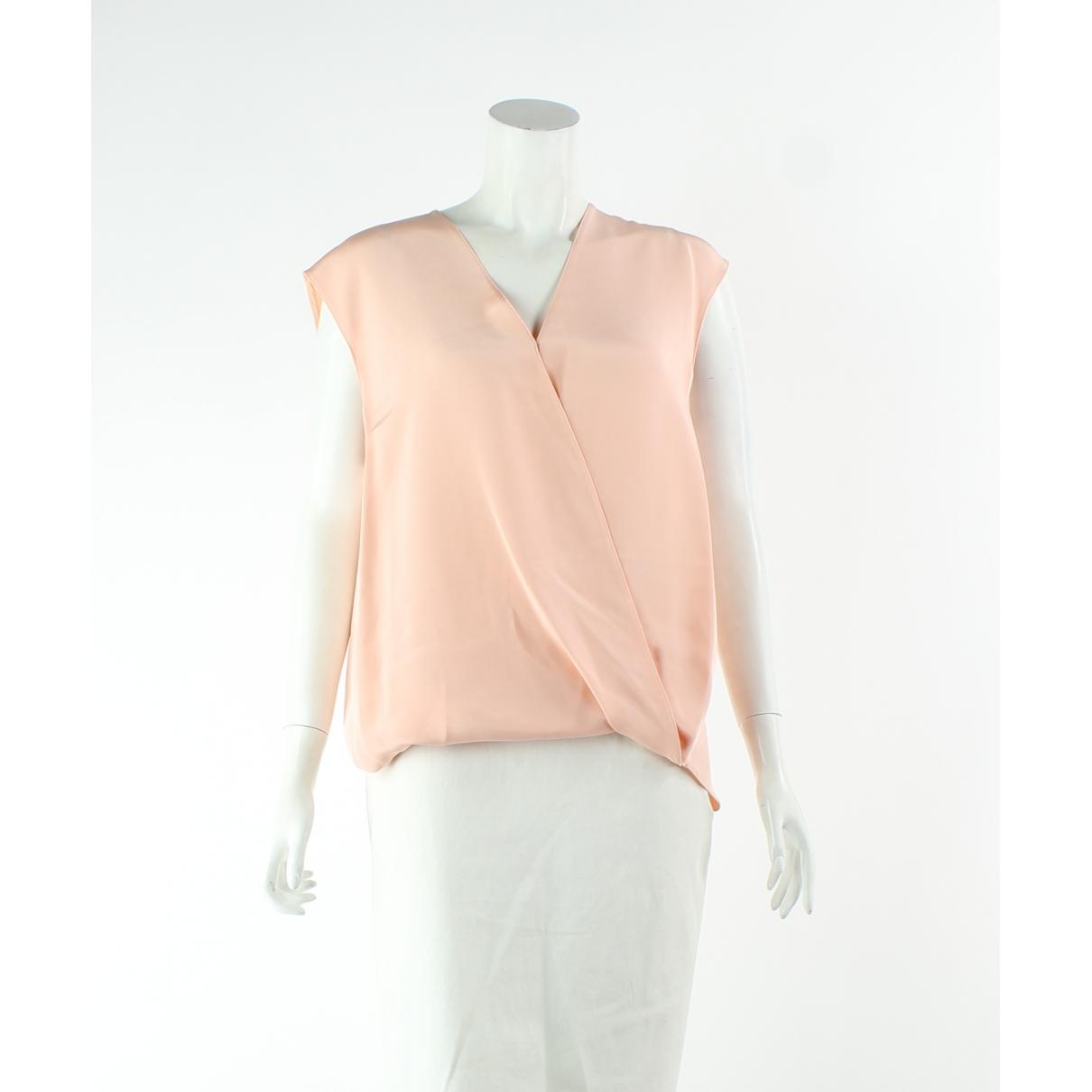 3.1 Phillip Lim \N Pink Silk  top for Women 6 US