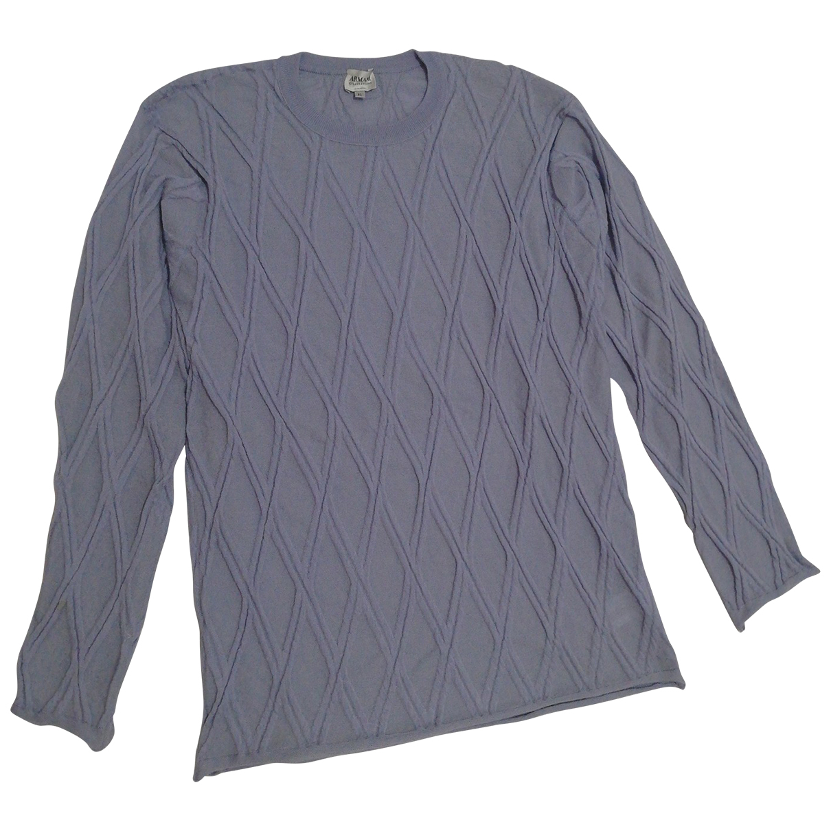 Armani Collezioni \N Pullover.Westen.Sweatshirts  in Wolle