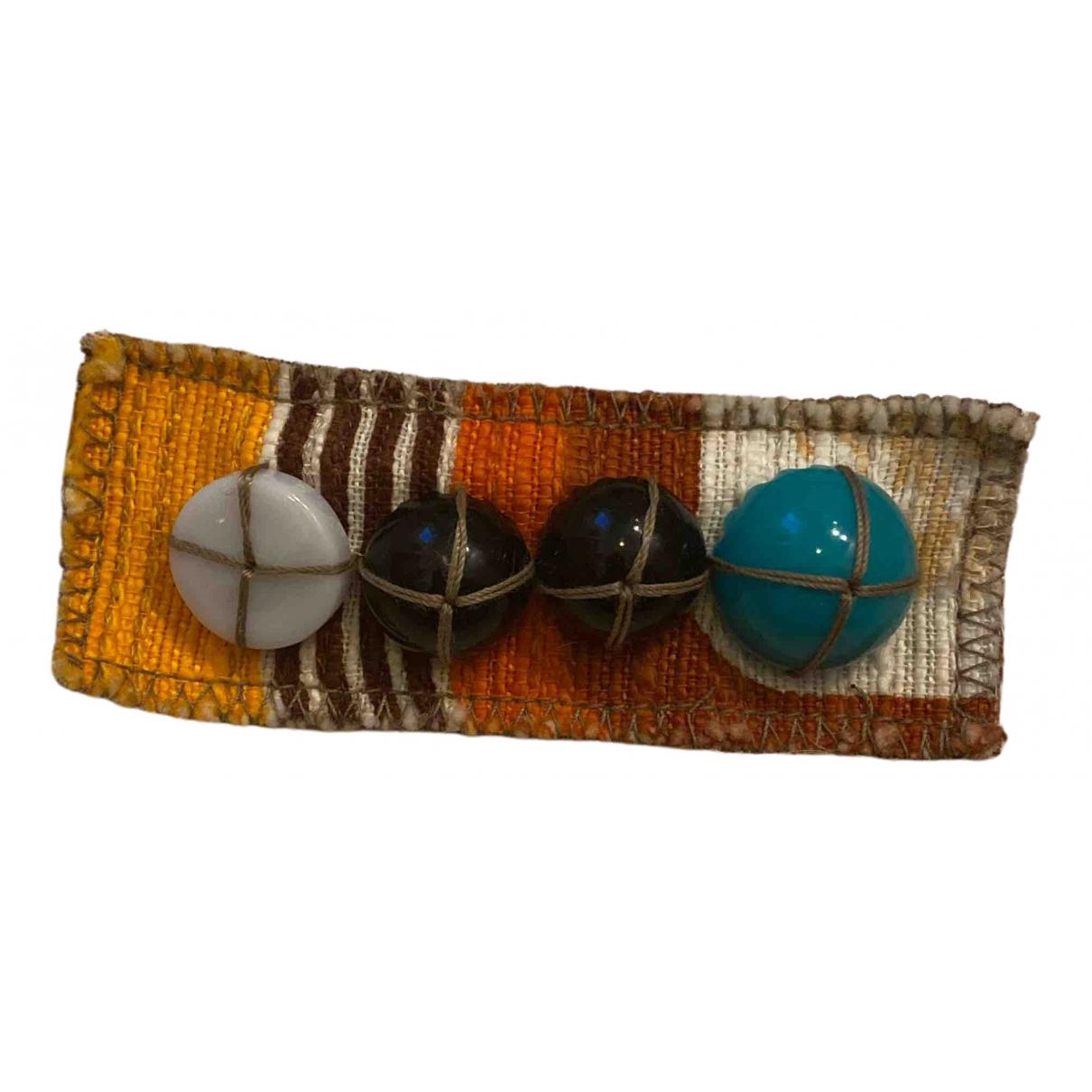 Miu Miu \N Multicolour Cloth Pins & brooches for Women \N