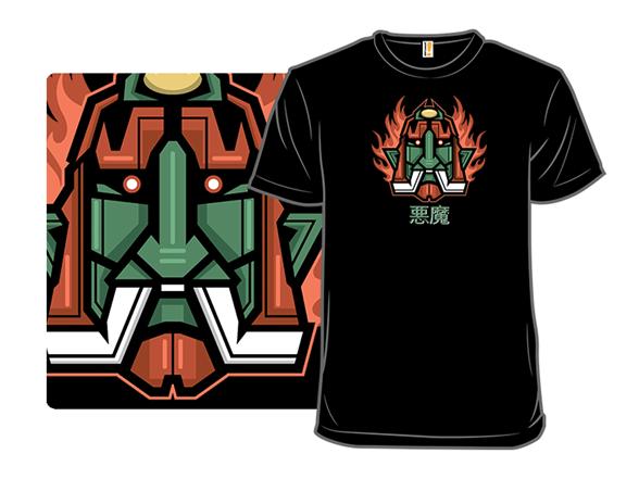 Oni Demon T Shirt