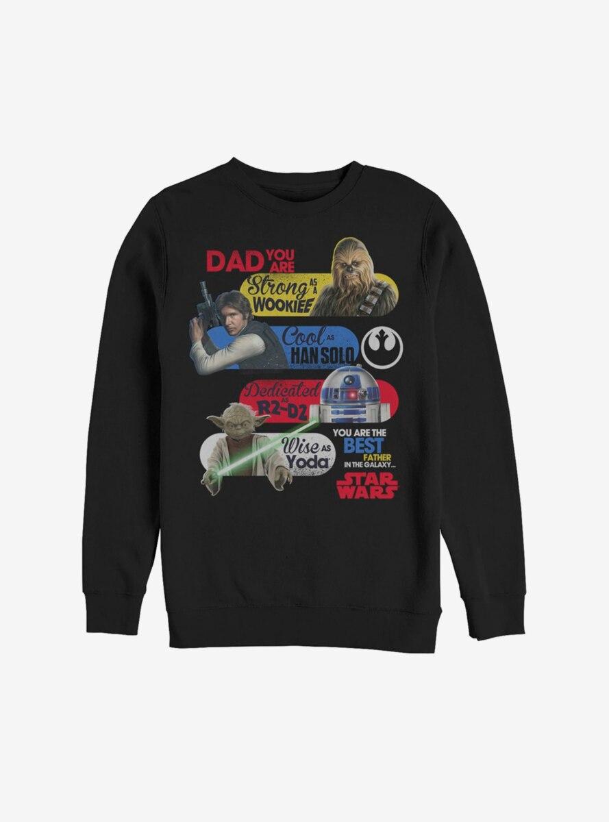Star Wars Dad You Are Sweatshirt