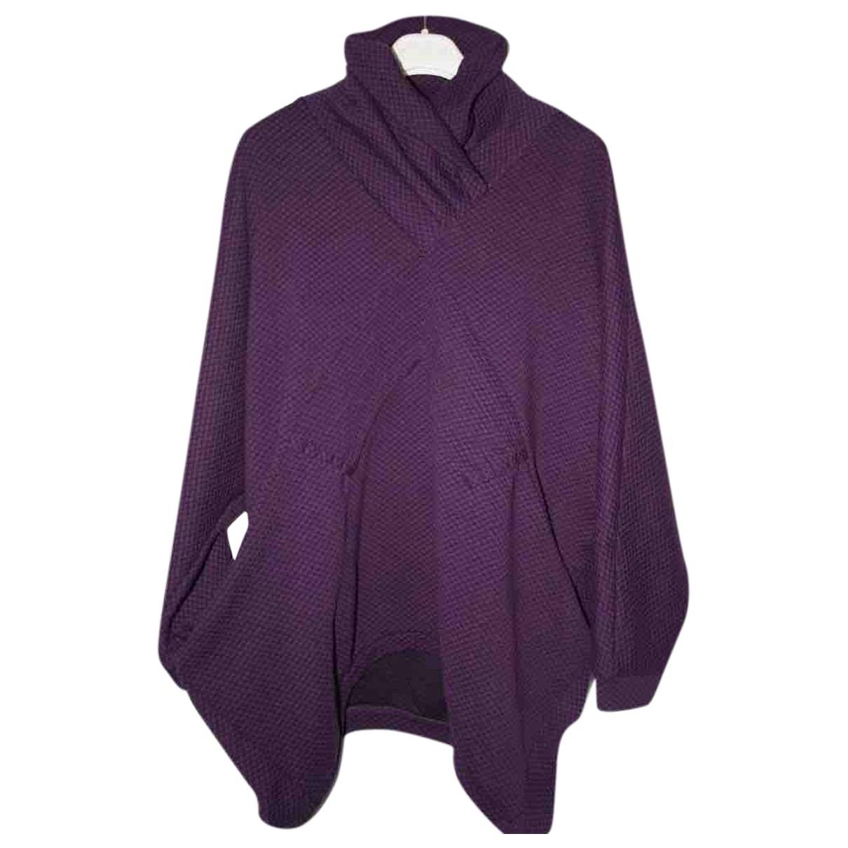 Henrik Vibskov \N Purple Knitwear & Sweatshirts for Men XS International