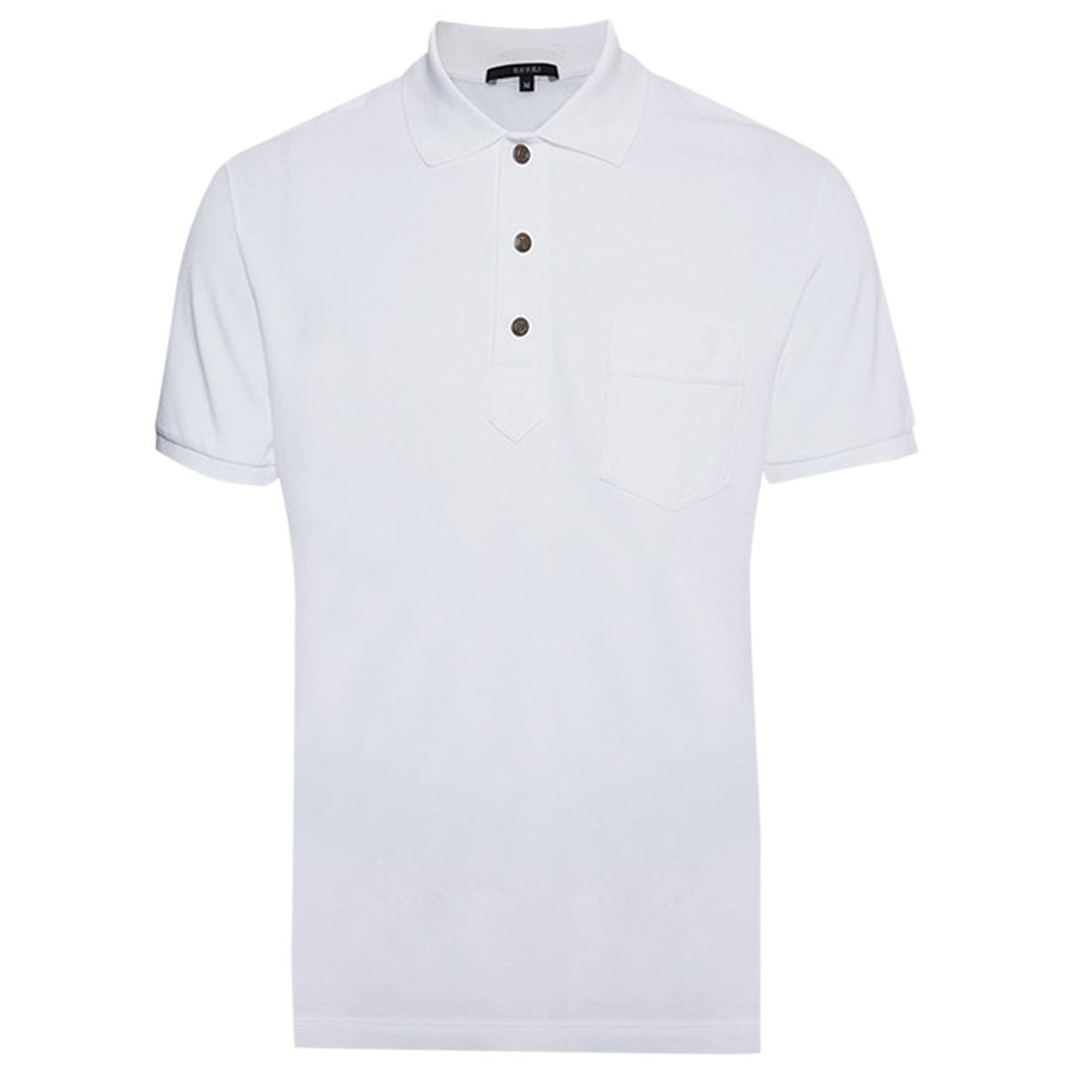 Gucci \N White Cotton Polo shirts for Men S International