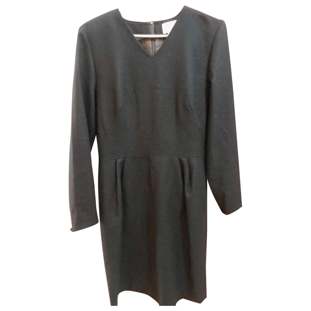 Cyrillus \N Kleid in  Blau Wolle