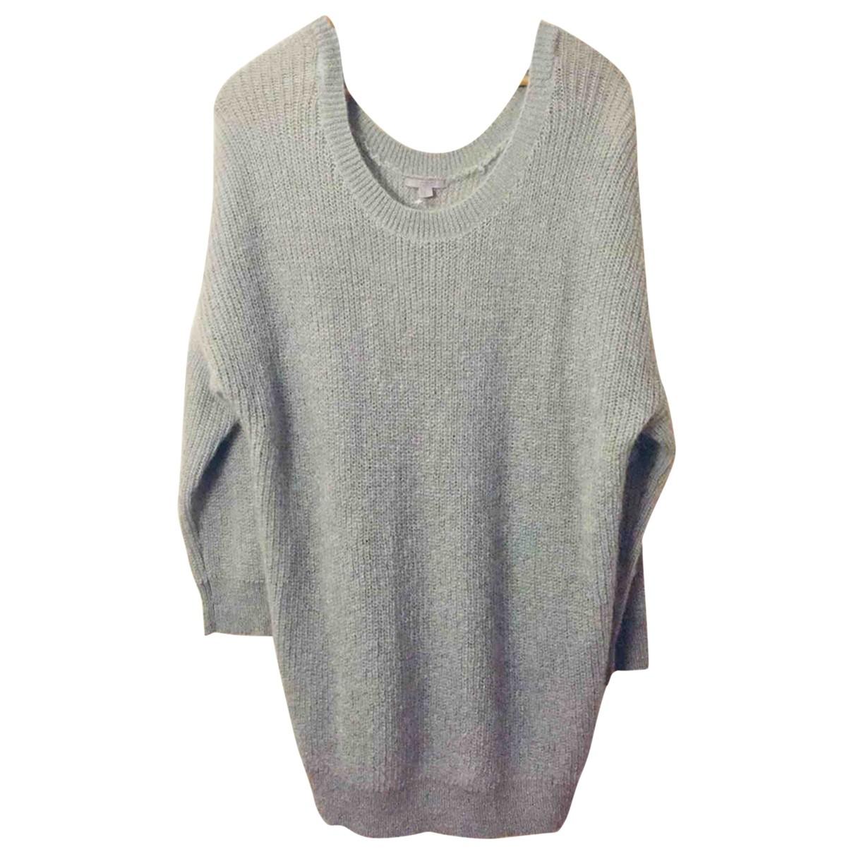 Cos \N Pullover in  Gruen Wolle