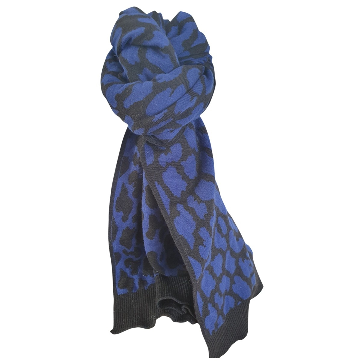 Sandro \N Multicolour Wool scarf for Women \N