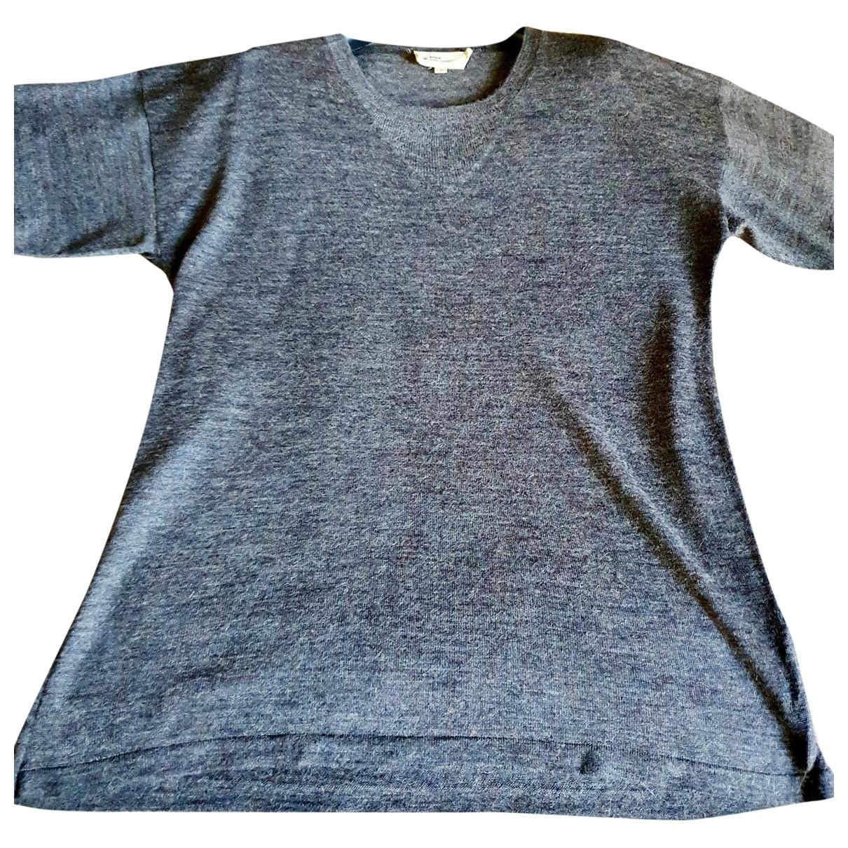 Isabel Marant Etoile - Top   pour femme en laine - gris