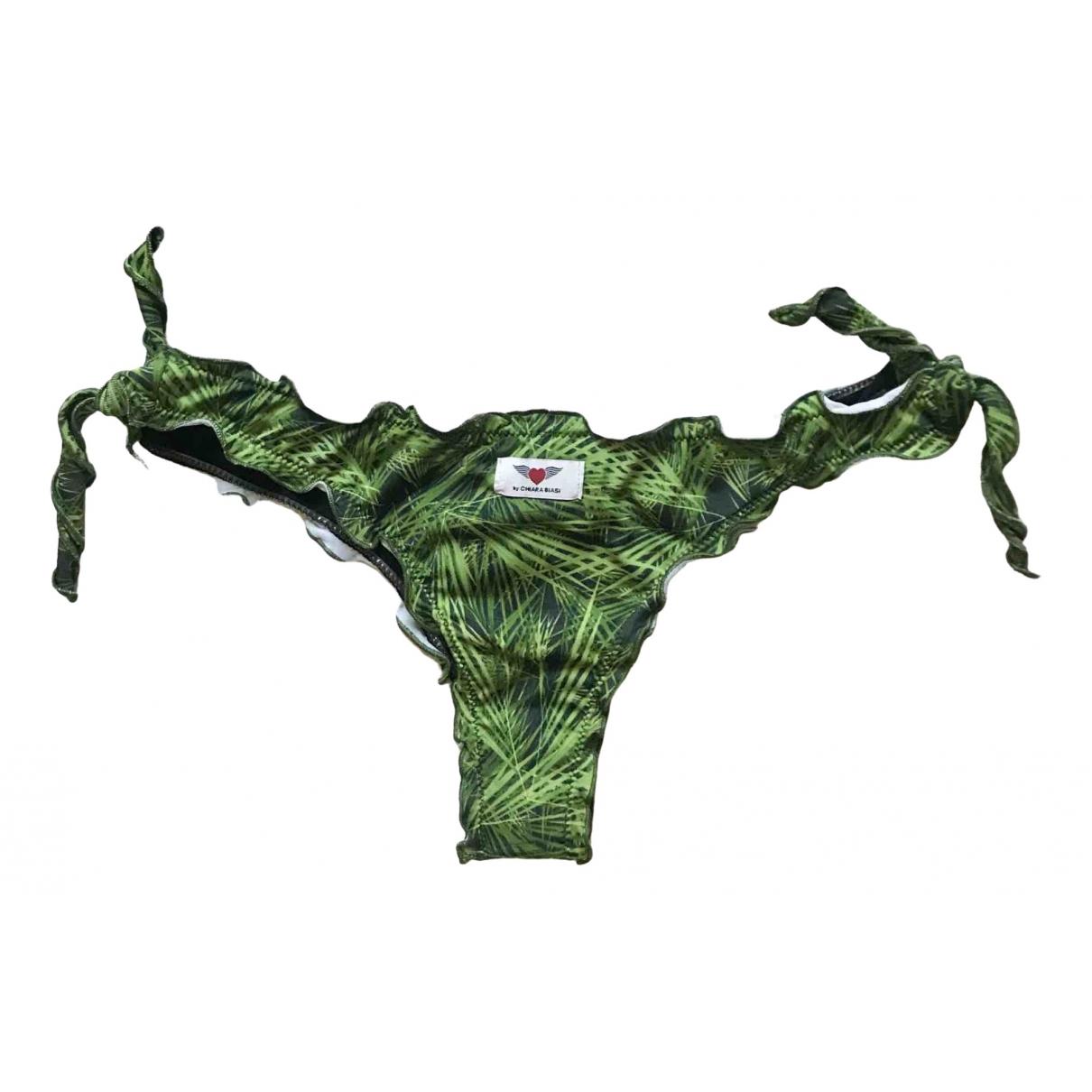 Bikini Lovers \N Badeanzug in  Gruen Polyester