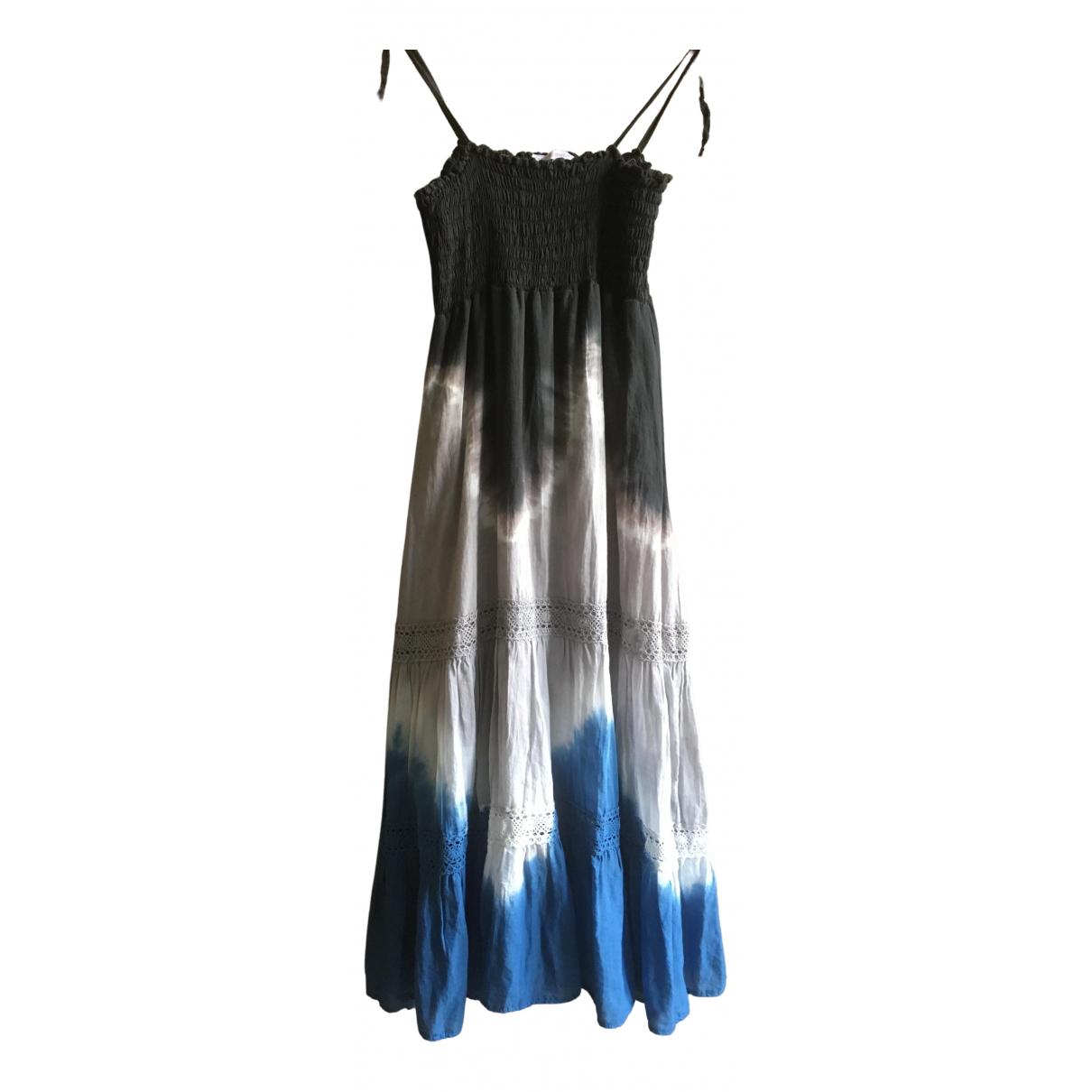 La Petite Francaise \N Kleid in  Bunt Baumwolle