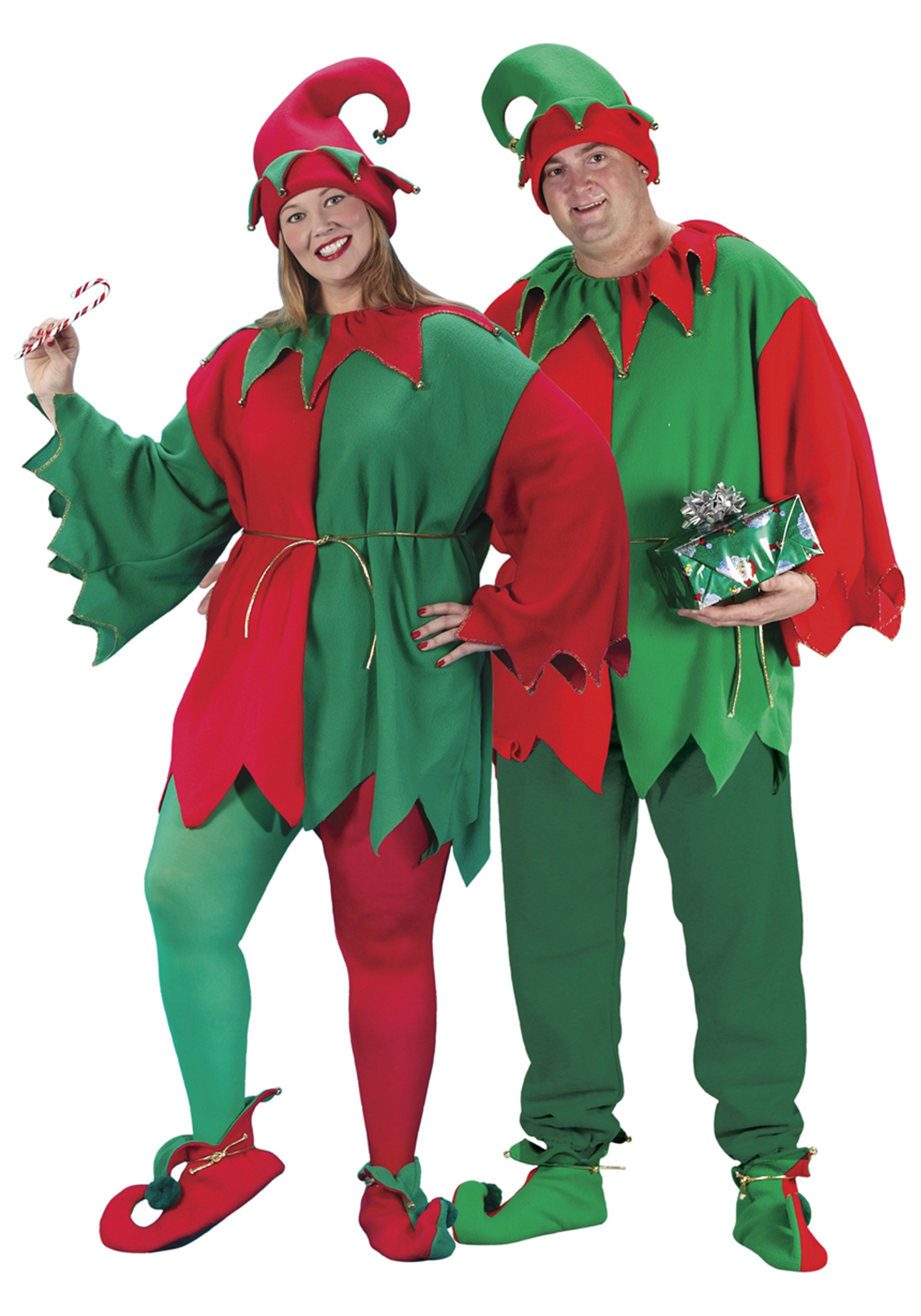 Plus Size Elf Costume