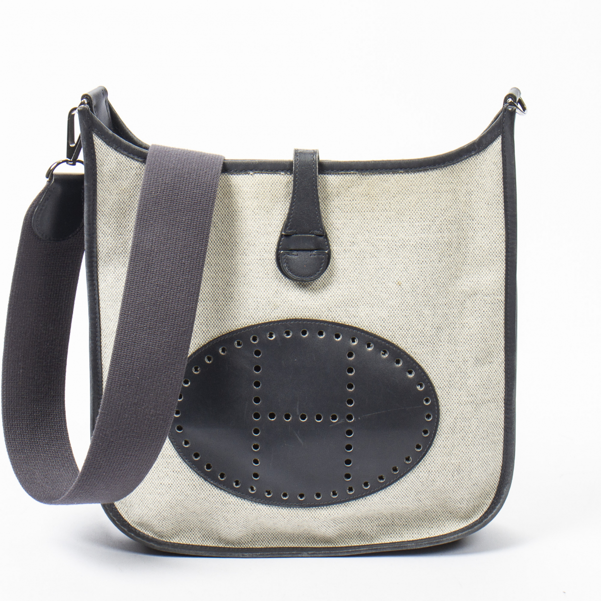 Hermès Evelyne Multicolour Cloth handbag for Women \N