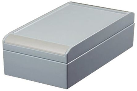 ROLEC aluCASE Grey Die Cast Aluminium Enclosure, 160 x 90 x 60mm