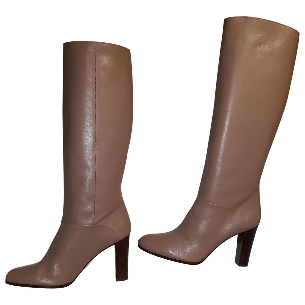 Lk Bennett - Bottes   pour femme en cuir