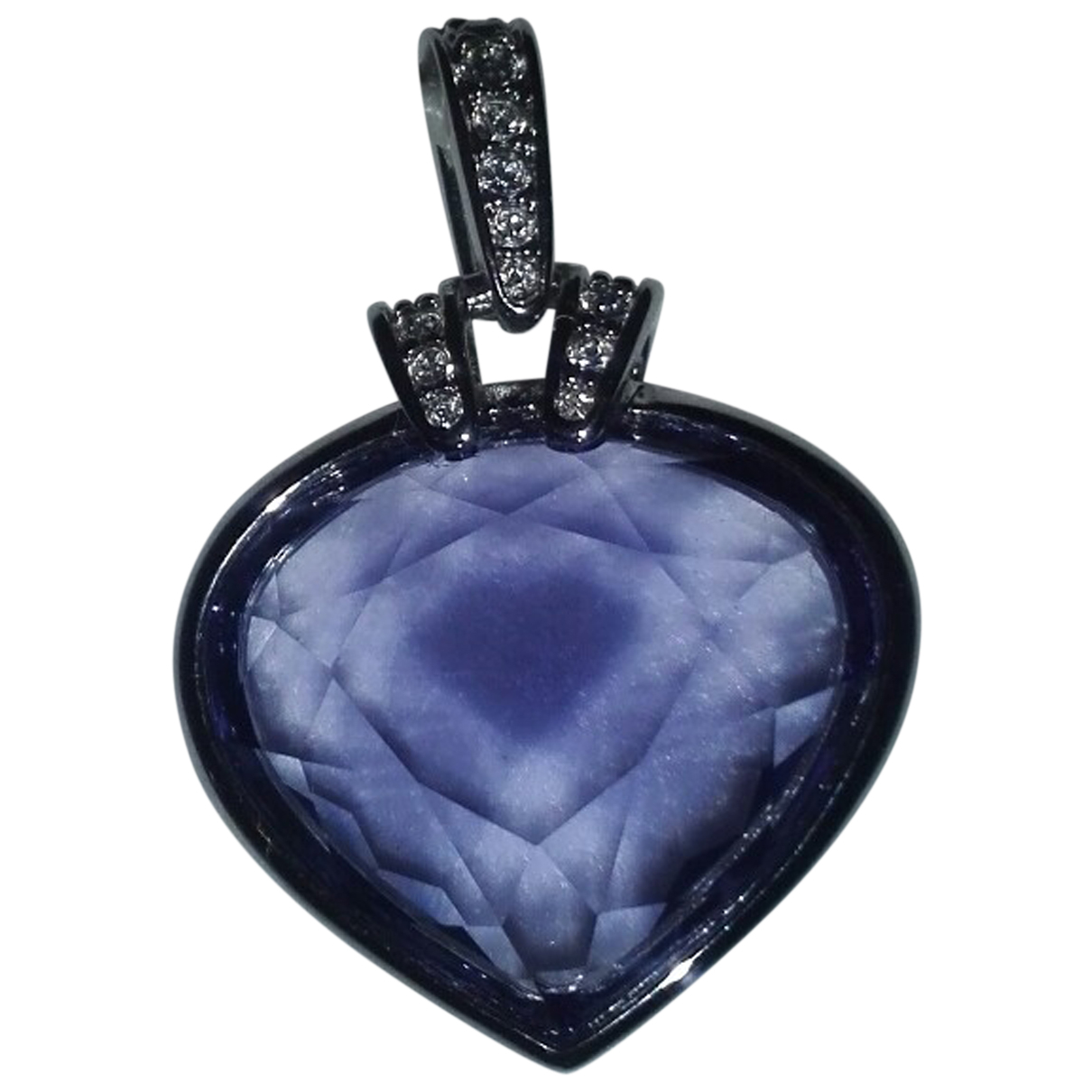 Swarovski N Blue pendant for Women N