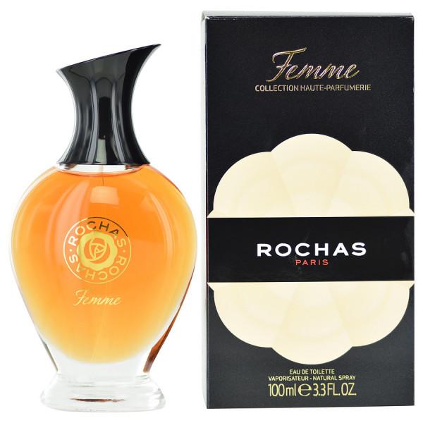 Rochas - Femme Rochas : Eau de Toilette Spray 3.4 Oz / 100 ml