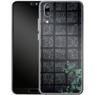 Huawei P20 Silikon Handyhuelle - Into the Jungle von Stephanie Breeze