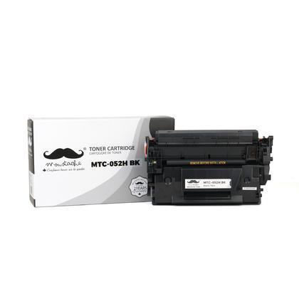 Compatible Canon 052H Black Toner Cartridge High Yield 2200C001
