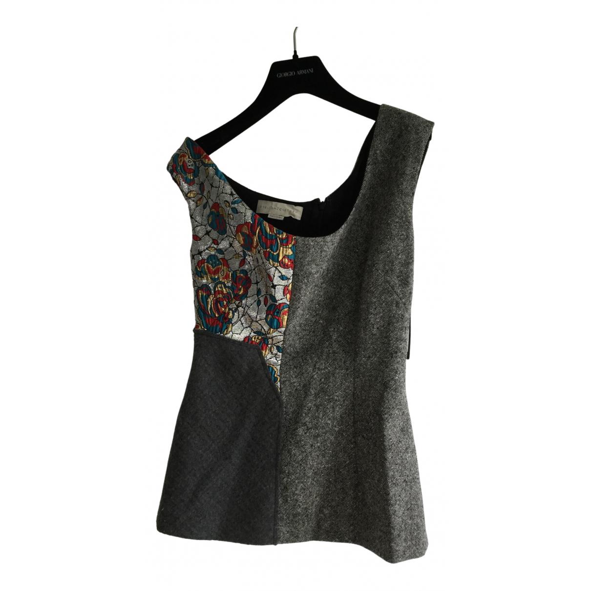 Stella Mccartney - Top   pour femme en coton - multicolore