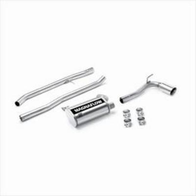 MagnaFlow MF Series Performance Cat-Back Exhaust System - 16777