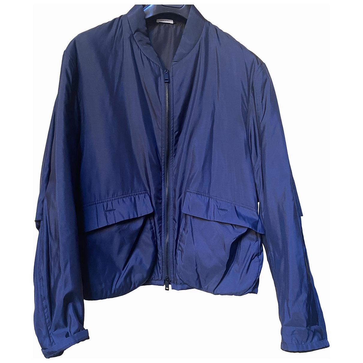 Jil Sander \N Blue jacket  for Men XXS International
