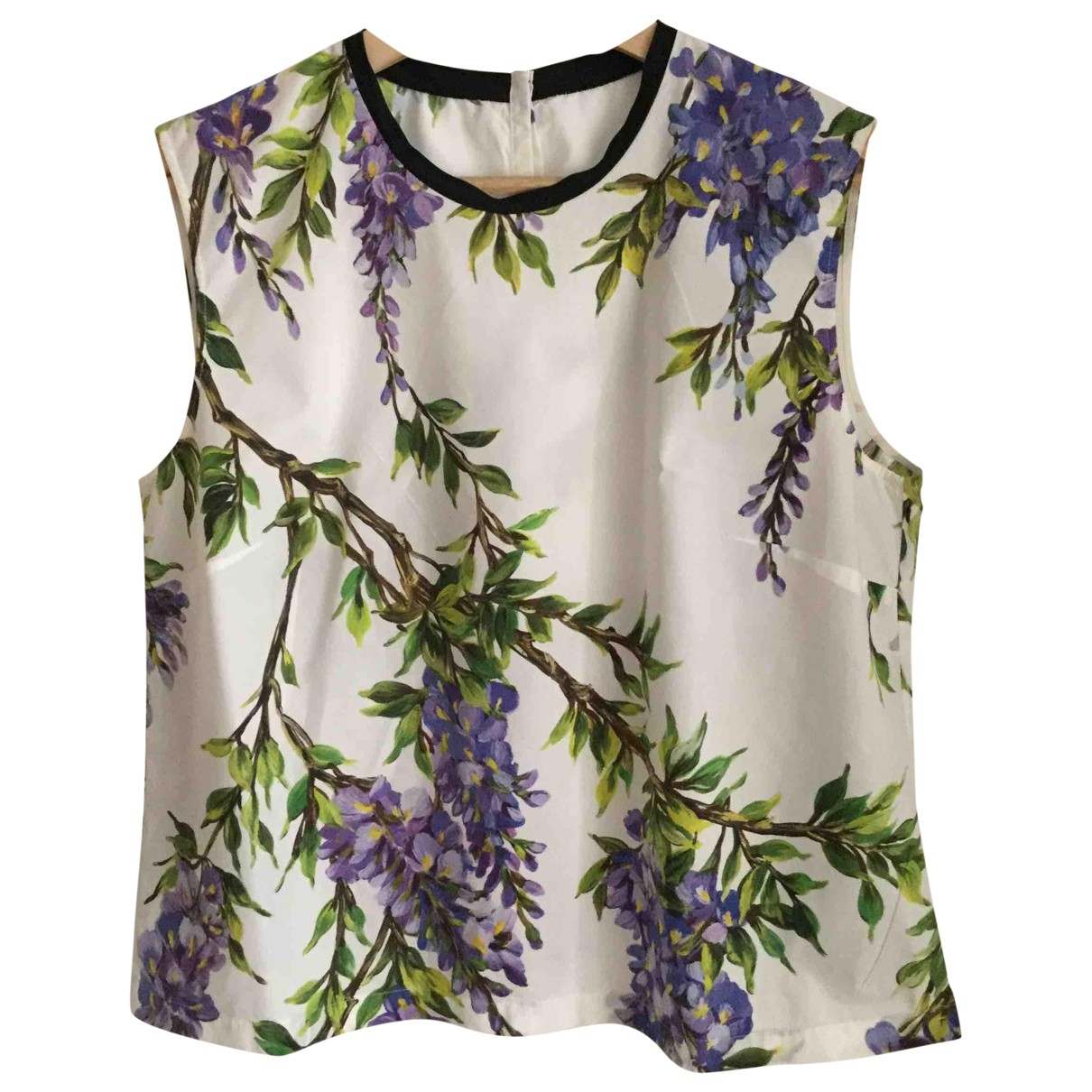 Dolce & Gabbana \N Multicolour Cotton  top for Women S International