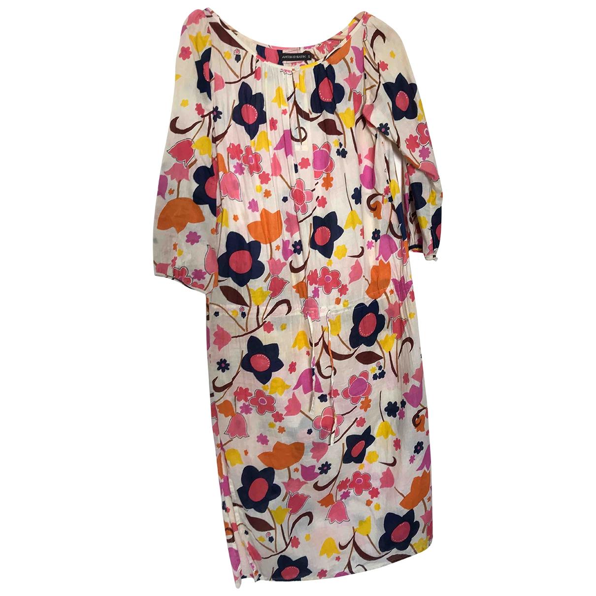 Antik Batik \N Multicolour Cotton dress for Women S International