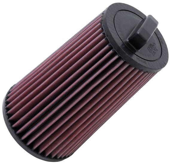K&N E-2011 Replacement Air Filter Mercedes-Benz 1.8L 4-Cyl