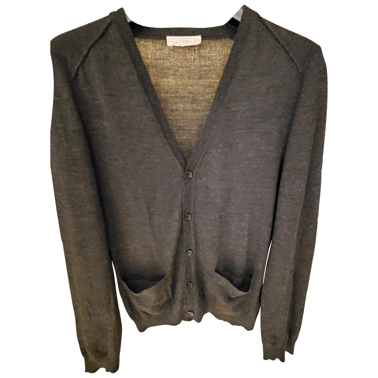 Lanvin For H&m \N Grey Wool Knitwear & Sweatshirts for Men S International