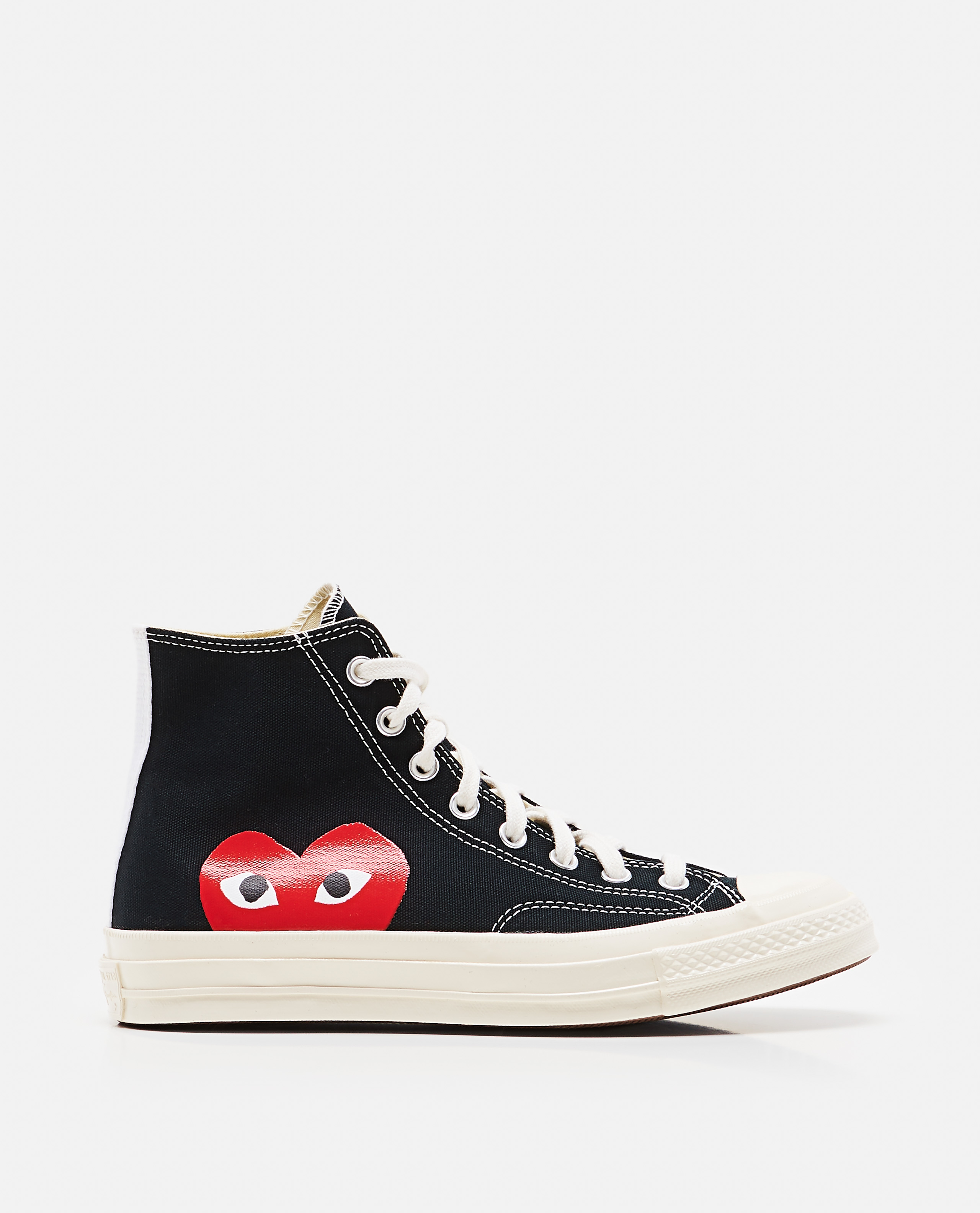 Comme Des Garcons Play Chuck Taylor 70s All Star Sneakers