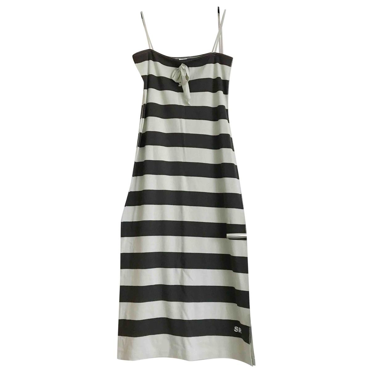 Sonia Rykiel \N Kleid in  Bunt Baumwolle