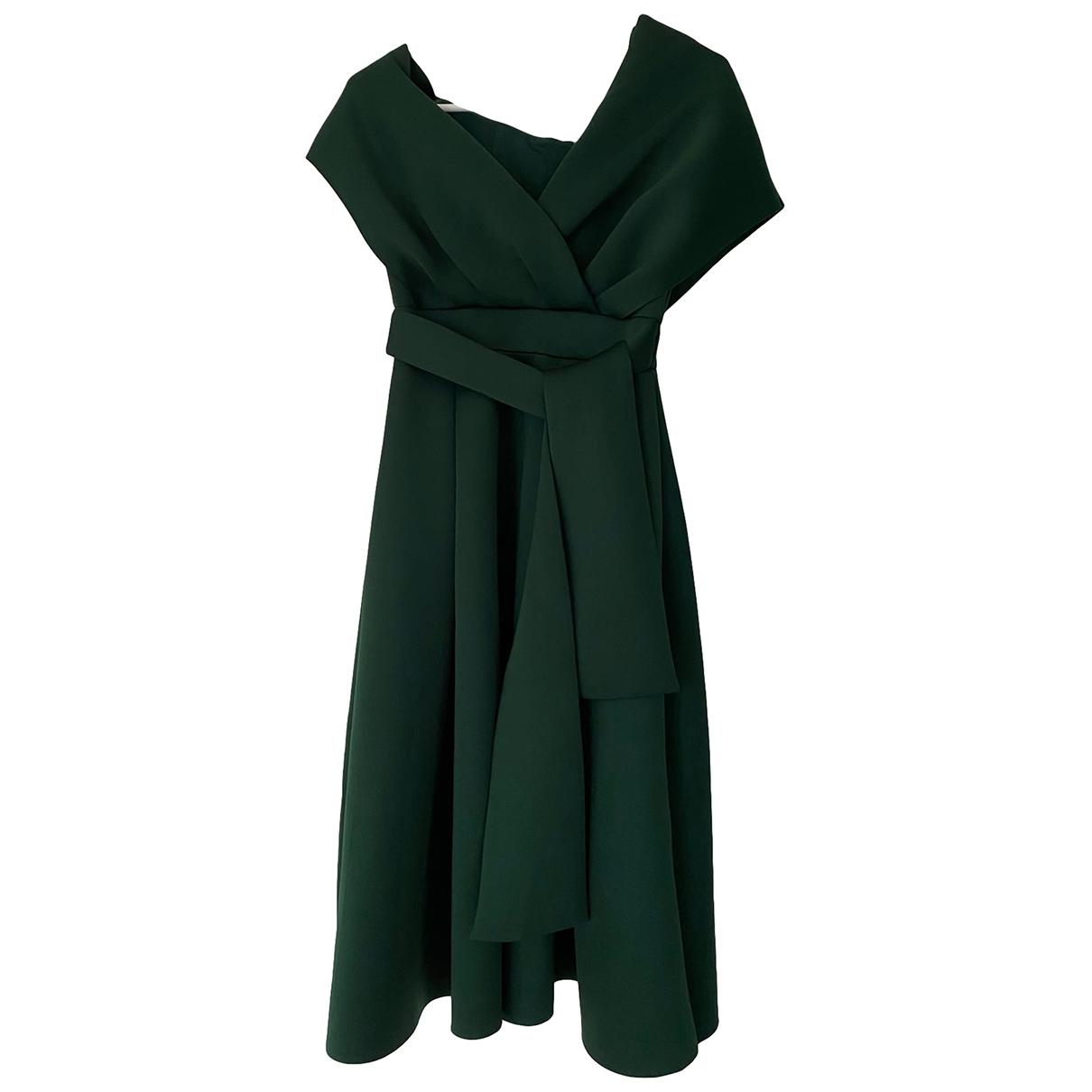 Zara \N Green dress for Women 6 UK