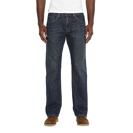 Levi's 559 Relaxed Straight Jeans - Big & Tall, 44 29, Blue