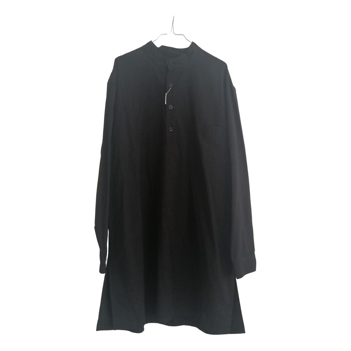 Lemaire - Chemises   pour homme en coton - anthracite