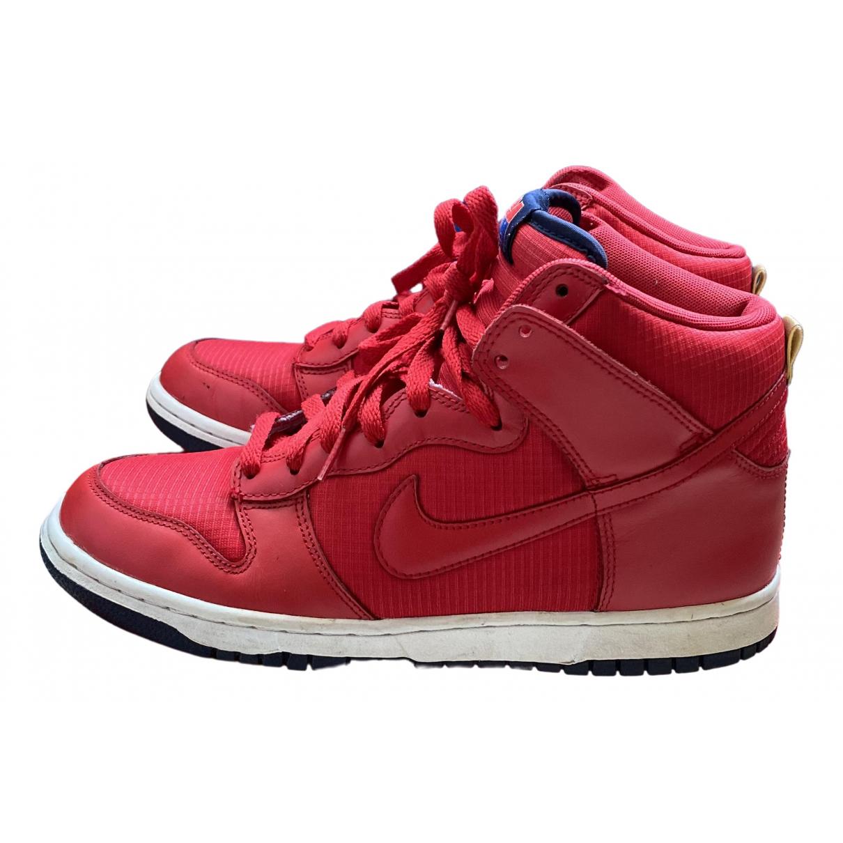 Deportivas SB Dunk  de Lona Nike