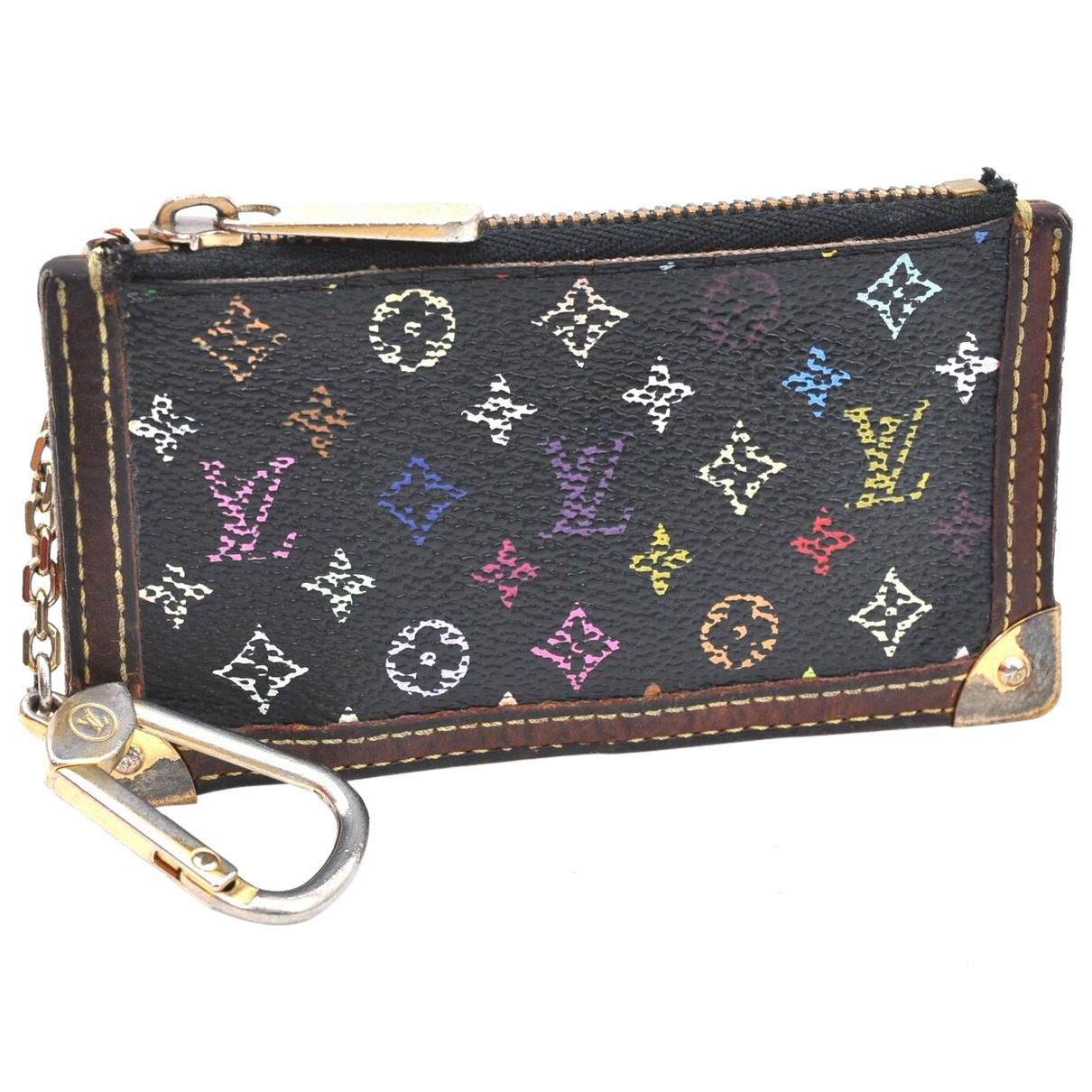 Louis Vuitton N Black Cloth handbag for Women N