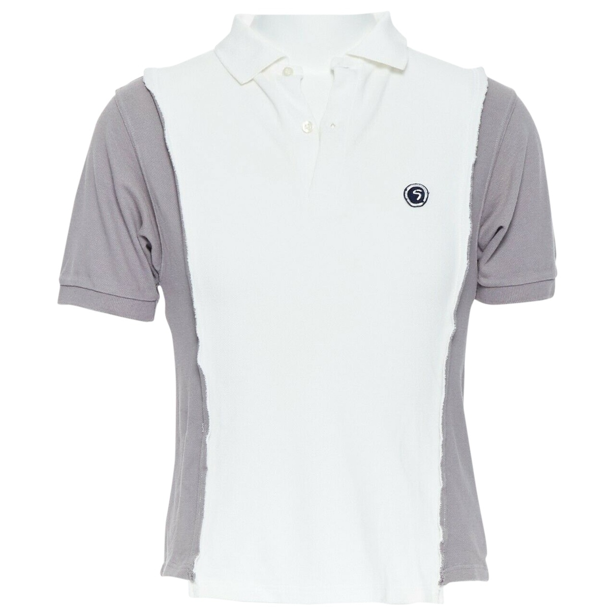 Comme Des Garcons \N Poloshirts in  Weiss Baumwolle