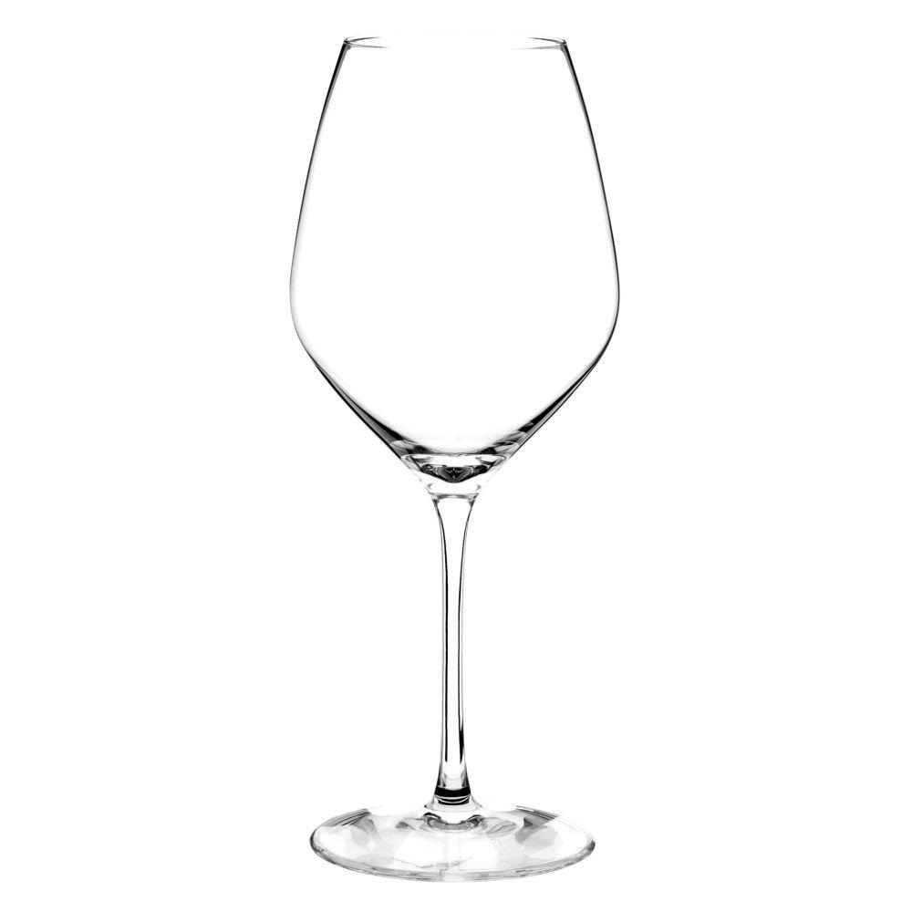 Weinglas, transparent