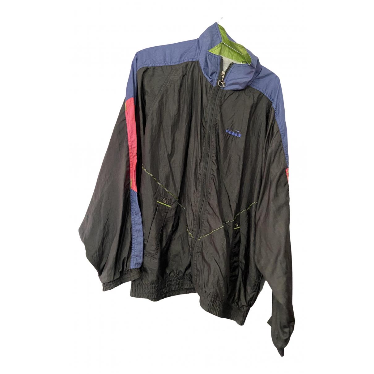Diadora \N Pullover.Westen.Sweatshirts  in  Bunt Synthetik