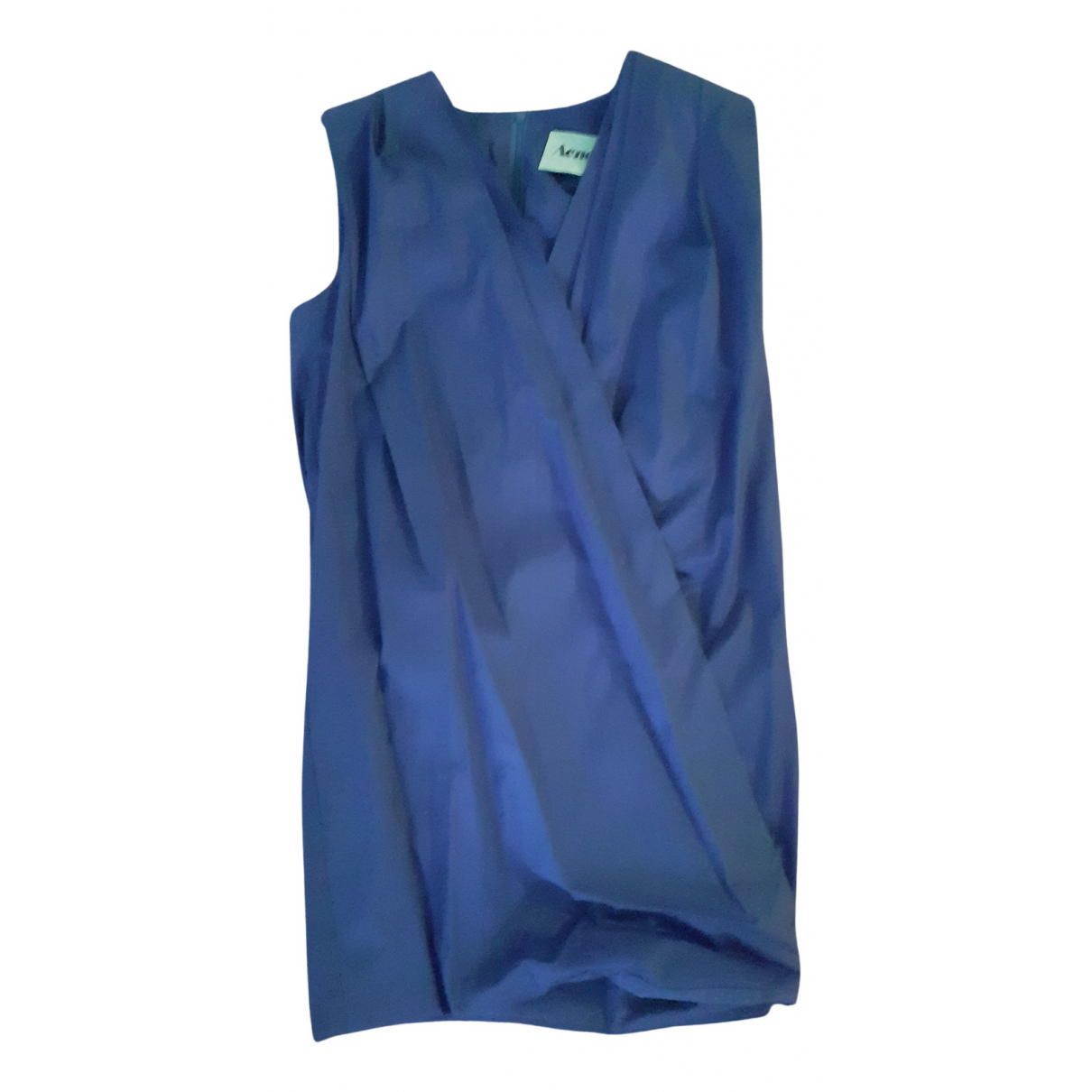 Acne Studios N Blue Cotton dress for Women 34 FR