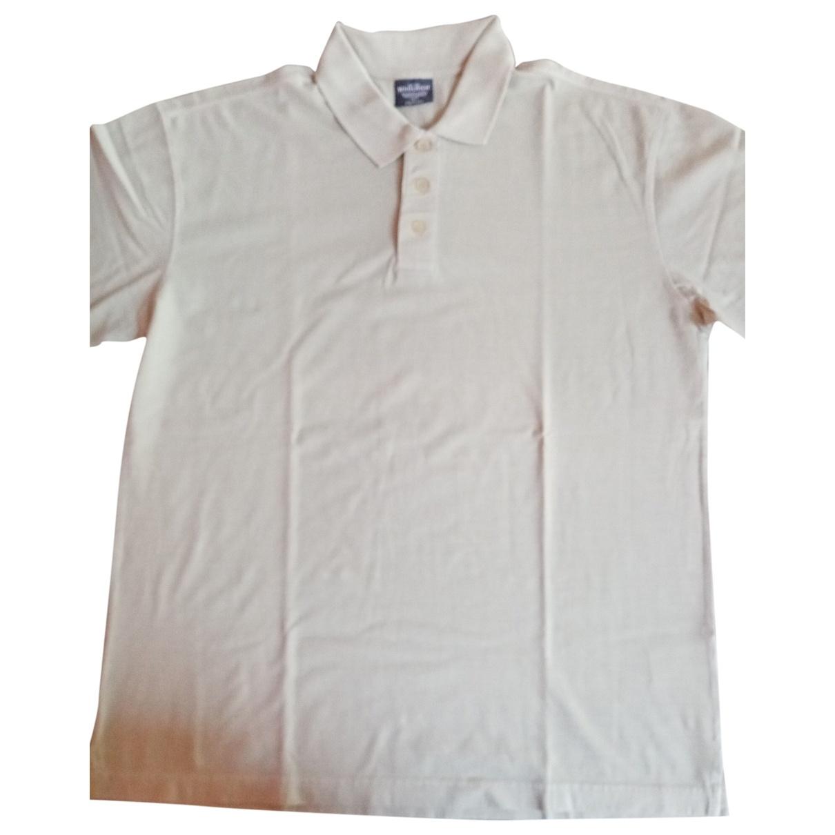 Woolrich - Polos   pour homme en coton
