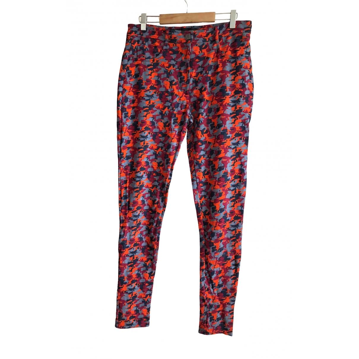 Karl Lagerfeld \N Multicolour Trousers for Women L International