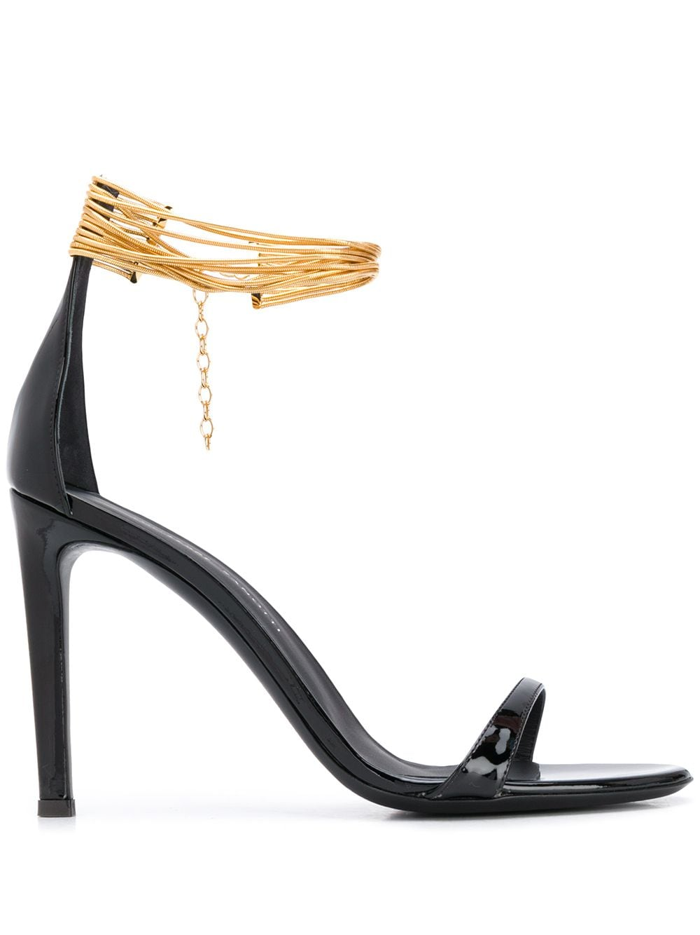 Danielle Leather Sandals