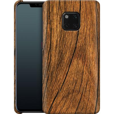 Huawei Mate 20 Pro Smartphone Huelle - Wood von caseable Designs
