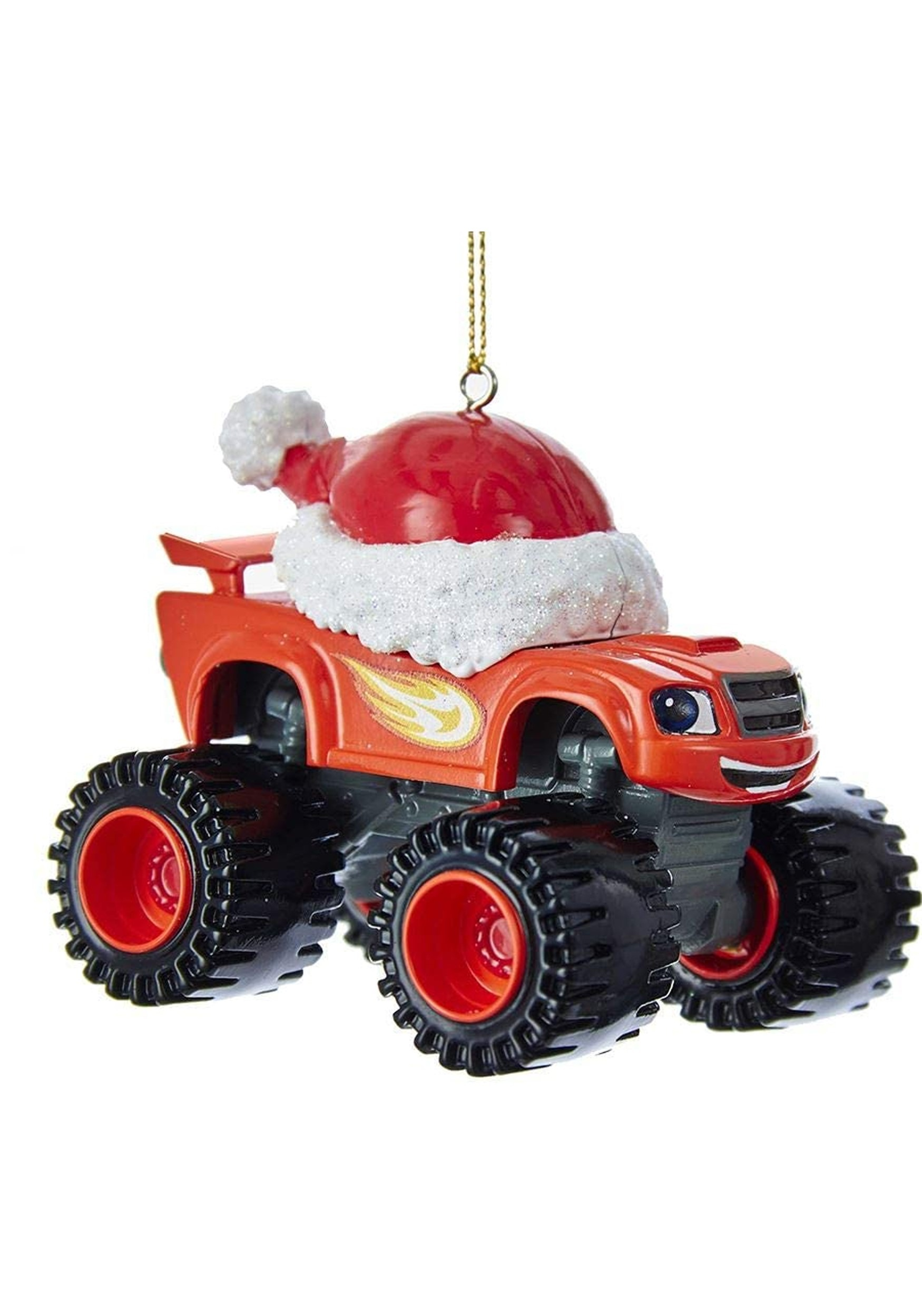 Blaze and The Monster Machines Ornament Truck