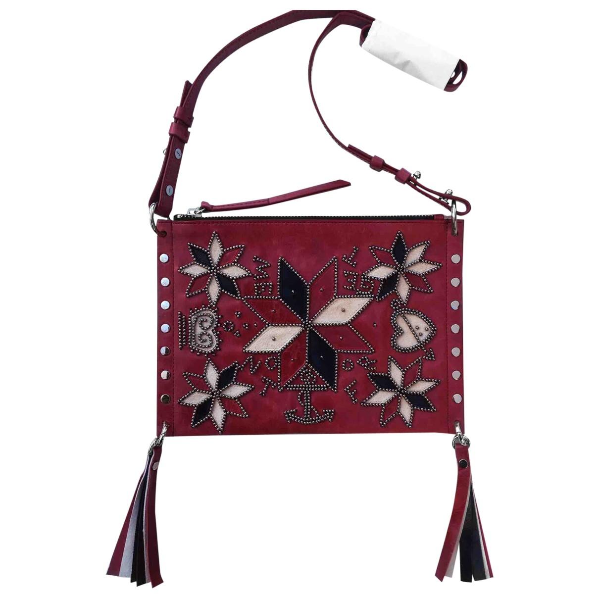 Isabel Marant \N Multicolour Leather handbag for Women \N
